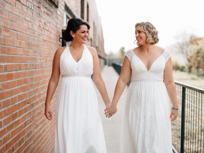Brittany + Erin Wedding