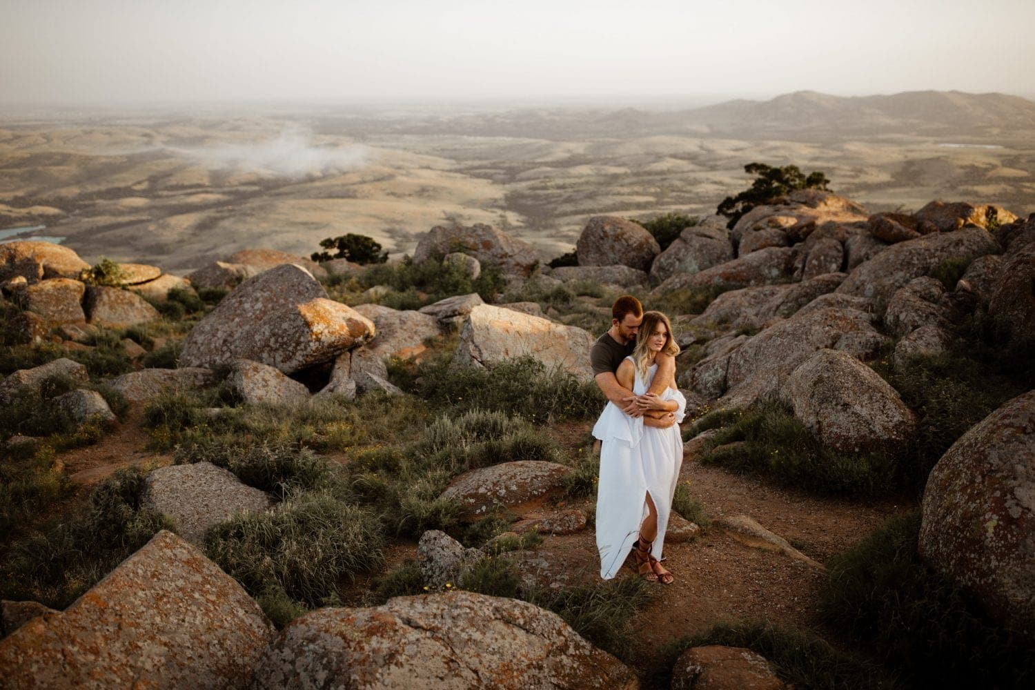 A Nomadic Love Adventure Session