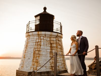 Brittany and Rodney Castle Hill Elopement